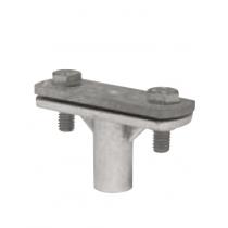 Supporto per Conduttori Piatti 20-30mm Zincato Sati 3111011