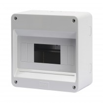Centralino 8 moduli da parete IP40 Senza porta Gewiss GW40026