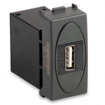 Caricatore USB 5V 2,1A Serie Civili Master Modo 31214