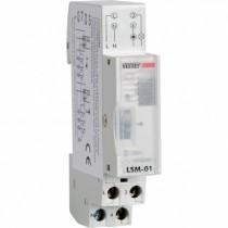 Temporizzatore Luce Scala Modulo DIN con Selettore Vemer VE073300