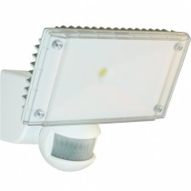 Sensore di Movimento a Parete con Faro a LED Integrato Vemer VE767200