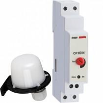 Interruttore Crepuscolare DIN con Sonda Esterna CR1DIN Vemer VJ62300000