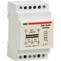 Trasformatore di Sicurezza 12/24V DIN TMC Vemer VN318200