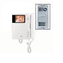 Videocitofono 2 FILI mono familiare Sinthesi Signo A COLORI COD.1783/621 URMET