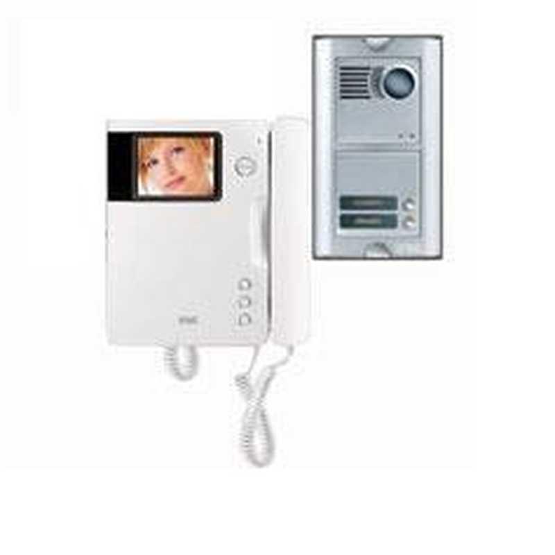 Schema Elettrico Urmet 2 Voice : Videocitofono fili mono familiare sinthesi signo a