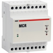Relè Alternanza Motori 24/48V DIN MCR048 Vemer VP813000