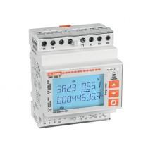 Contatore di Energia digitale Trifase inserzione tramite TA Lovato DMED305T2