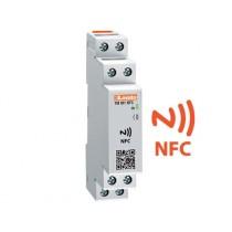 Temporizzatore multifunzione multitensione NFC 1 Contatto Lovato TMM1NFC