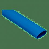 Guaina Termorestringente 6,4/3,2Mm Blu in Box da 8Mt Etelec RB6064