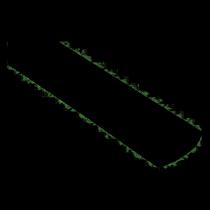 Guaina Termorestringente 9,5/4,8Mm Nero in Box da 6Mt Etelec RB0095