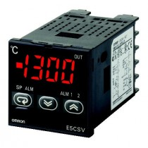 Termoregolatore Omron 48x48 100-240V AC attacco Din E5CSVR1T5