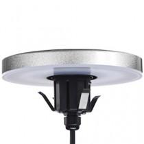 Lampione da Palo Led 4000K° Grigio Metallizzato Coled TP Mareco 1062182G