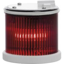 Modulo Luminoso Fisso Rosso12/240V TWS Sirena 27703