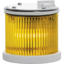Modulo Luminoso Fisso Giallo 12/240V TWS Sirena 27705