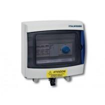 Quadro di sezionamento e protezione per fotovoltaico 1 Stringa Italweber 7851018PSC