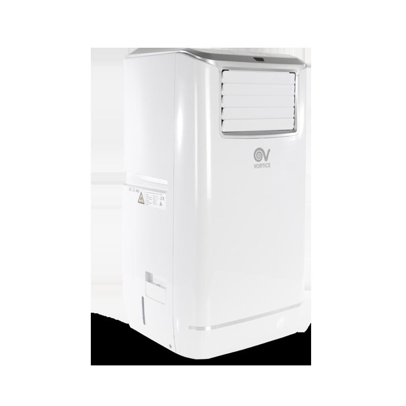 Condizionatore portatile Vortice 11000 Btu Gas R290 Modello 65001