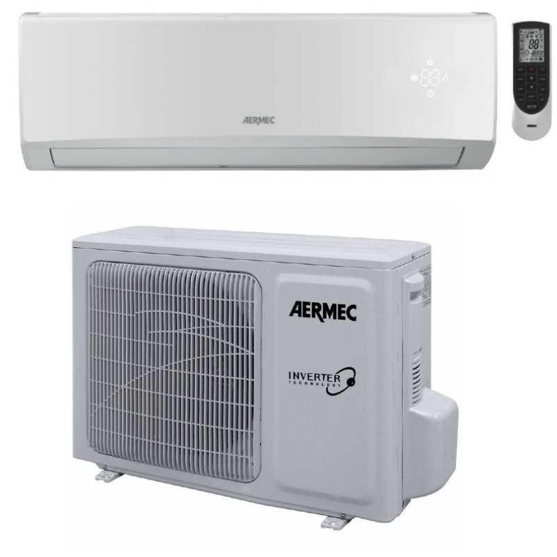 Climatizzatore Inverter 12000 Btu Gas R32 Aermec SLG350