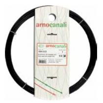 Sonda Passacavo in Nylon Diametro 4mm Mt.15 Nero Arnocanali ANF4.015