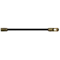 Testa Flessibile con Occhiello per Sonda Passacavo M5 Diametro 6mm Arnocanali APT6.M5
