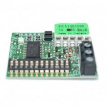 Scheda elettronica di decodifica Faac Minidec DS