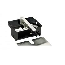 Cassetta portante con sistema di sblocco Per motore Faac 770N 490065