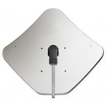 Parabola in alluminio diametro 85 completa di zanca Fracarro Penta85 211201