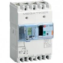 Interruttore magnetotermico differenziale MEGATIKER Bticino 3P+N 160A T714B160D