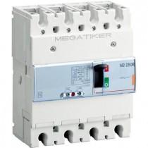 Interruttore magnetotermico MEGATIKER scatolato Bticino 3P+N 250A T724B250