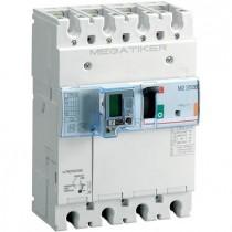 Interruttore magnetotermico differenziale MEGATIKER Bticino 3P+N 250A T724B250D