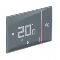 Termostato connesso Wi-Fi ad incasso Nero Smarther2 Bticino XG80002