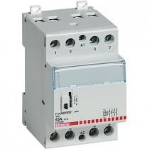 Contattore AC1 / AC3 - 63 A - 230 Vac - 4 NO - 3 moduli  BTicino FC4A6/230N