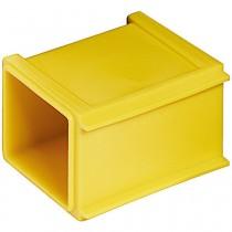 Coppia di giunti per l'accoppiamento di scatole multibox Bticino 16100GO
