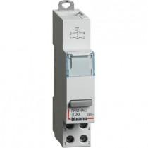 Interruttore 1NO+1NC da quadro 20 A 230V 1 modulo DIN Bticino FN51NACI