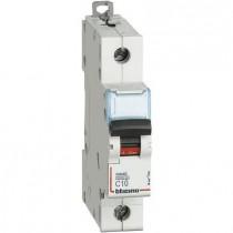 Interruttore magnetotermico 10 A 6kA 1P 1 modulo DIN Bticino FN81C10