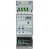 SCS - Attuatore termoregolazione 2 relè per carichi singoli/doppi Bticino F430/2