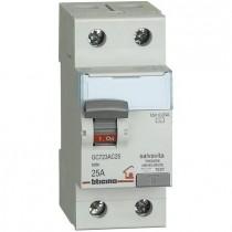 Interruttore Differenziale Puro 0,03A (30 ma) Bticino GC723AC25