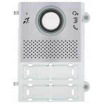 Modulo frontale audio/video Pixel grigio ELVOX 41105.01