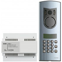 Kit Audio Video con Tastiera e Display Espandibile Due Fili Plus ELVOX K13002