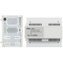Kit Audio Espandibile con Ingresso Video Due Fili Plus ELVOX K41002