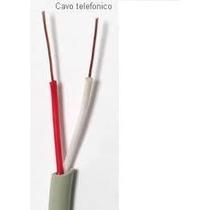 CAVO TELEFONICO 1C+T MATASSA 100MT