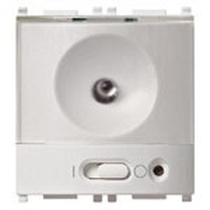 Torcia elettronica portatile con LED ad alta efficienza 230 V~ VIMAR PLANA 14395