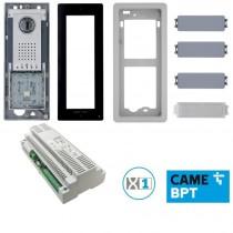 Kit base impianto videocitofonico 2 fili Thangram BPT KIT FREE-DVC 62621030