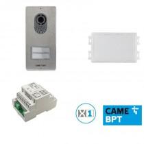 Kit base impianto citofonico 2 fili fino a 4 derivati BPT KIT FREE-LC 61700370