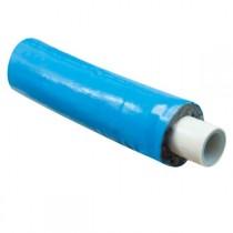 Tubo multistrato coibentato 10mm blu  20X2 Giacomini R999IY245