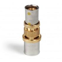 Riduzione per tubi per Gas da 26X3 a 20X2 Giacomini RM103Y218