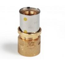 Riduzione filettata femmina per tubi Gas da 1a 32X3 Giacomini RM109Y259