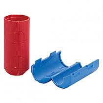 Cappuccio terminale per guaina rosso Giacomini R998Y005