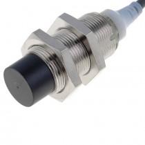 Sensore induttivo M18 PNP NA non schermato con cavo 2 m Omron E2A-M18KN16-WP-B1 2M