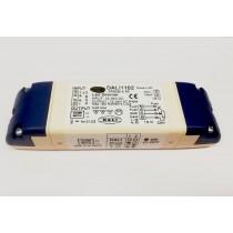 Dimmer per Strisce Led comando a pulsante, potenziometro, segnale DALI e 0(1)-10V Tecnel INT110DALI1