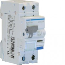 Magnetotermico Differenziale 1 Polo+N 16A 30MA A 4,5KA Hager ADA816H